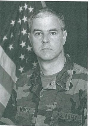 Steve Womack - Steve Womack as an Army National Guard lieutenant colonel in 2002