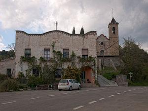 La Quar - The village of Sant Maurici de la Quar