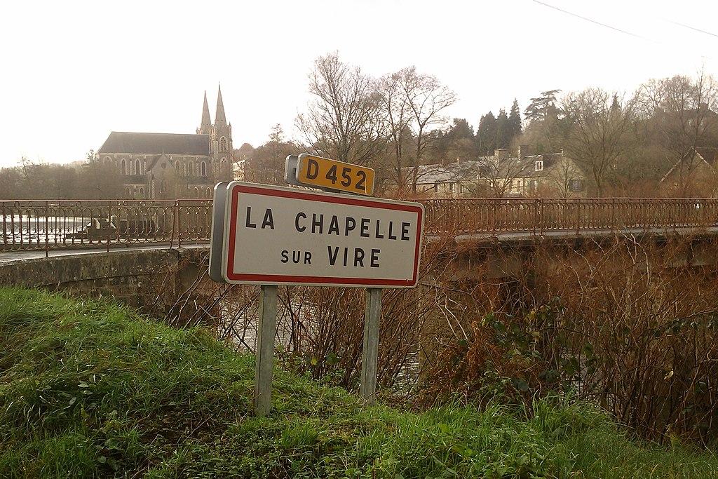 Le site de la Chapelle-sur-Vire