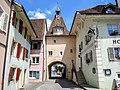 La porte Saint-Pierre, vue de l'intérieur.jpg