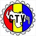 La rueda dentada simboliza el sector industrial, con los colores de la Bandera patria y el mapa de Venezuela.jpg