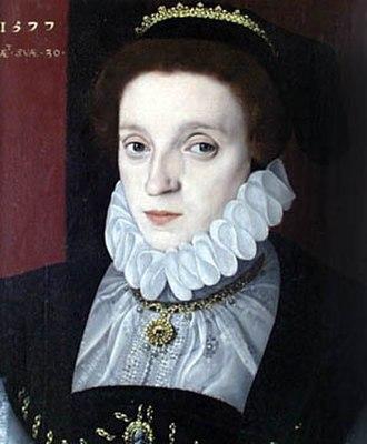 William FitzWilliam (Lord Deputy) - Lady Anne (Sidney) Fitzwilliam, 1577