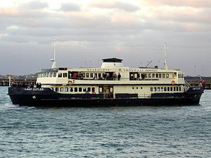 Lady-class ferry - Image: Lady Cutler
