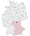 Lage des Landkreises Coburg in Deutschland.png
