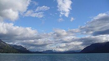 Lago O%27Higgins 2