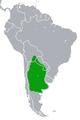 Lagostomus maximus range map.PNG