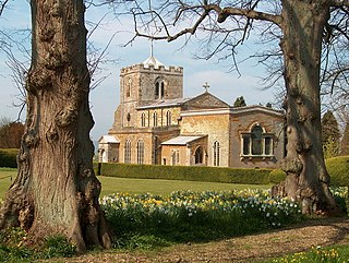 Church of All Saints, Lamport Church