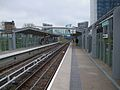 Langdon Park DLR stn look south.JPG
