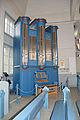Lappee church, organ.JPG