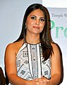 Lara Dutta launches her 'Prenatal Yoga' DVD (7) (cropped).jpg
