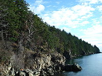Larrabee State Park coastline.jpg
