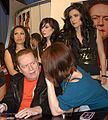 Larry Flynt at AEE 2007 Thursday 1.jpg