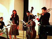 Kwartet Jazzowy Kasi Stankowskiej