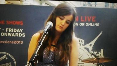 Picture of a band or musician: Lauren Aquilina