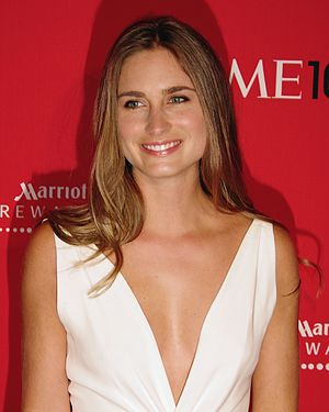 Lauren Bush - Lauren Bush at the 2012 Time 100 gala