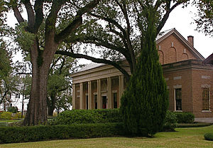 Laurel, Mississippi - Lauren Rogers Museum of Art in Laurel