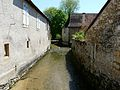 Laurence Auriac village aval.JPG