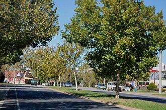 Lavington, New South Wales - Urana Rd, Lavington