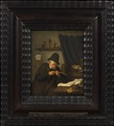 Lawyer at his Desk (Adriaen van Ostade) - Nationalmuseum - 17554.tif