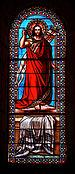 Le Buisson-de-Cadouin - Abbaye de Cadouin - Vitraux de l'église abbatiale - PA00082415 - 004.jpg