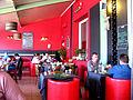 Le Cercle Républicain Jonquières Salle de restaurant.JPG