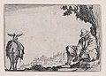 Le Paysan se Déchaussant (The Peasant Removing his Shoes), from Les Caprices Series A, The Florence Set MET DP874424.jpg