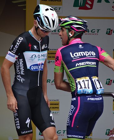 Le Touquet-Paris-Plage - Tour de France, étape 4, 8 juillet 2014, départ (B173).JPG