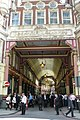 Leadenhall Market From Gracechurch Street - geograph.org.uk - 1283272.jpg