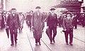 Leaders of Actors Equity on Parade During 1919 Strike.jpg