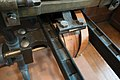 Leather strap feeder in printer (26148604695).jpg