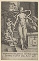 Leda with the Swan and Hercules as a Child, from The Labors of Hercules MET DP836683.jpg