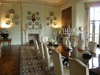 Leeds Castle - Image: Leeds castle room