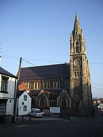 Leek St Mary , Catholic Church, Staffs.JPG