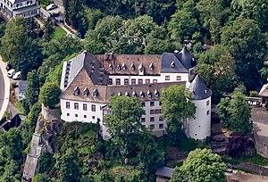 Bilstein Castle (Lennestadt) - Image: Lennestadt Burg Bilstein FFSW 0826