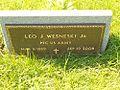 Leo J Wesneski Jr gravesite.jpg
