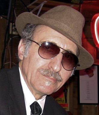 Leon Redbone - Leon Redbone at Knuckleheads Saloon, Kansas City, Missouri, 2010