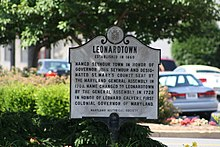 The Official Site of Leonardtown, Maryland
