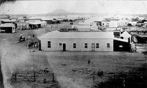 Leonora, Western Australia - Leonora in 1899