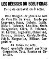 Les Déesses du Boeuf Gras - Folie de Carnaval en 3 actes - L'Orchestre février 1866 - Jouée au Théâtre Déjazet.jpg