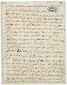 Lettre de Marie-Antoinette à son frère l'empereur Léopold II 1 sur 4 - Archives Nationales - AE-I-6-1.jpg