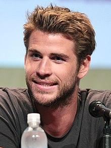 Liam Hemsworth al SDCC 2015.