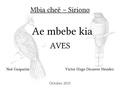 Libreto Siriono - Aves.pdf