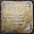 Liebenburg Stolperstein Tasse, Elsa.jpg