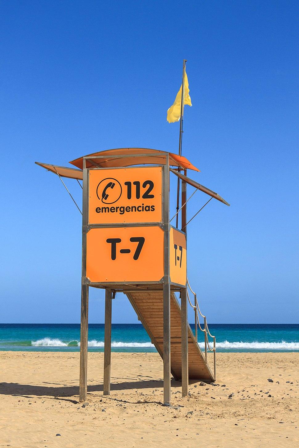 Lifeguard tower - Morro Jable