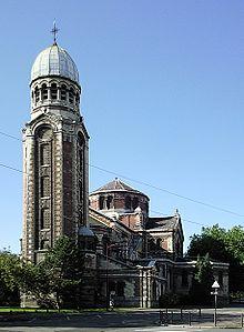 Eglise Saint sauveur à Lille (Wikipedia)