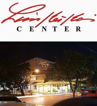 Limketkai Center - Image: Limketkai Center Logo, Limketkai Mall East Facade