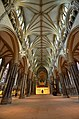 Lincoln Cathedral interior (31472077463).jpg