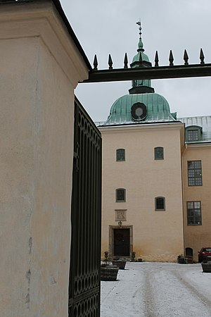 Linköping Castle - Linköping Castle at winter
