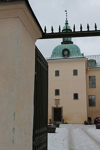 Linköping Castle - Linköping Castle at winter