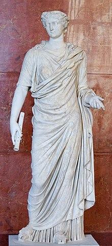 Livia Drusilla, museo del Louvre